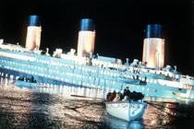 Niet de Titanic maar de Olympic zonk