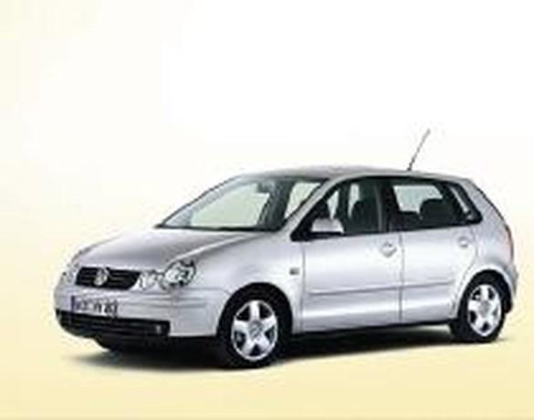 Wrak van het jaar is een Volkswagen Polo