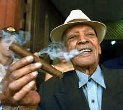 Cuba bant de sigaar