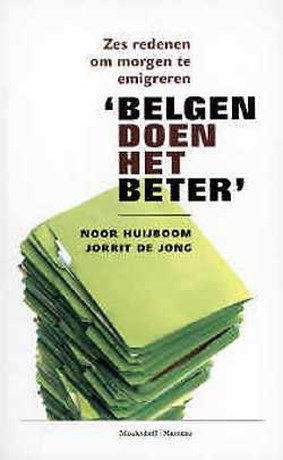 Belgen zijn beter  dan Nederlanders