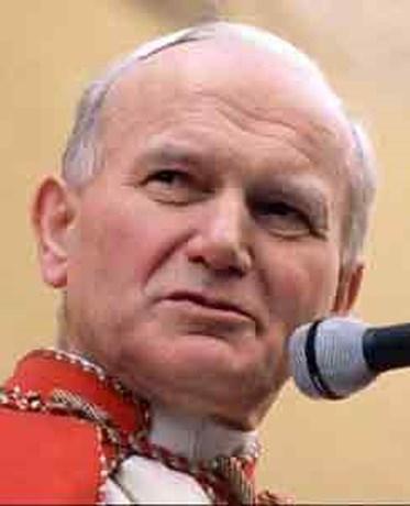 Johannes Paulus II 'ontsnapte' aan lijfwacht om te skiën