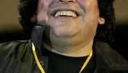 Maradona breekt paus af