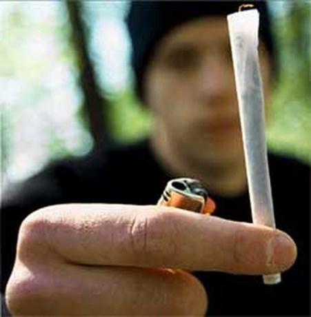 Het is toch maar cannabis