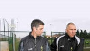 Lierse-trainer RENE TROST is keeper, aanvoerder en assistent kwijt