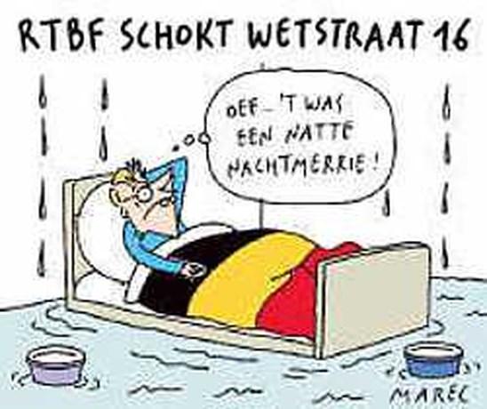 Verhofstadt voelt nattigheid