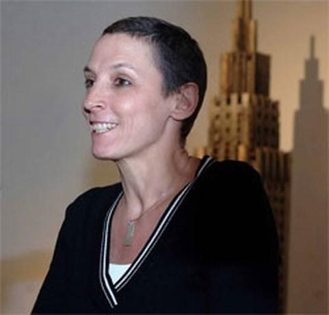 Phara de Aguirre bij prinses Mathilde voor Kom op tegen Kanker