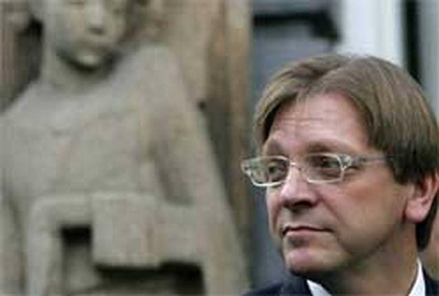 Verhofstadt III effent pad voor Leterme I