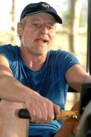 Filip Peeters traint er twintig kilo af voor filmrol