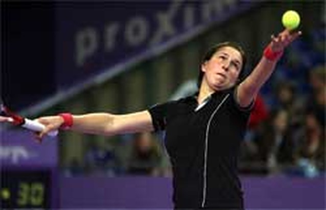 Caroline Maes stapt uit internationaal tenniscircuit