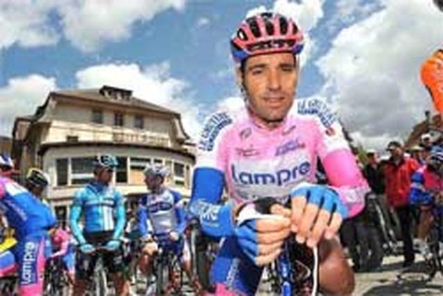 Patxi Vila loopt tegen dopinglamp