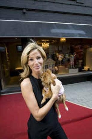 Phaedra Hoste opent luxueuze lifestyleboetiek voor honden