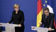 Sarkozy en Merkel willen 'gezamenlijke Europese reactie'