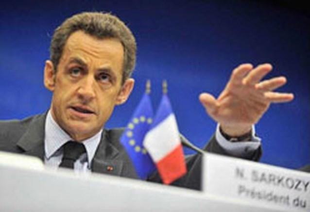 Piraten kraakten bankrekening van Nicolas Sarkozy