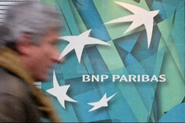 BNP Paribas grootste bank ter wereld