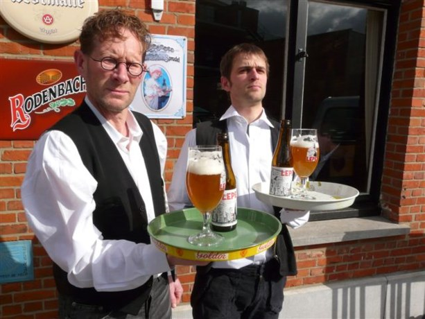 De Lepe Hoek heeft eigen bier