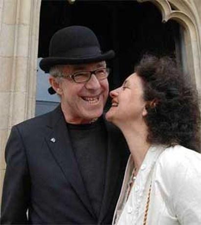 Raymond en Sigrid getrouwd in Brugge