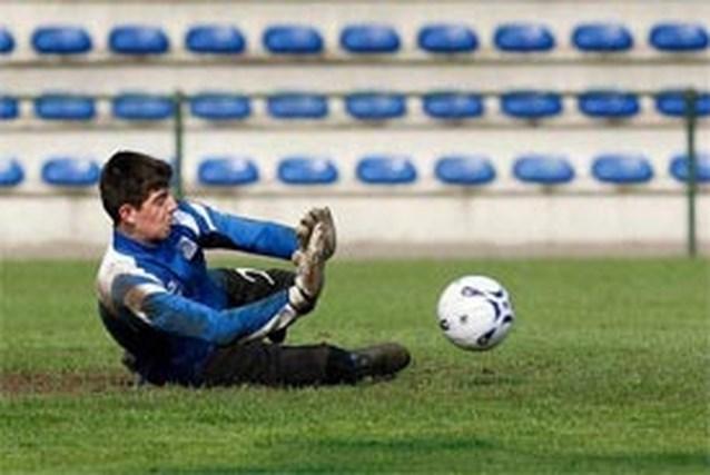 RC Genk met 16-jarige zesde keeper tegen AA Gent