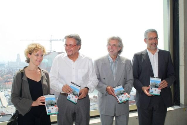 Capitool Reisgids voor Antwerpen voorgesteld