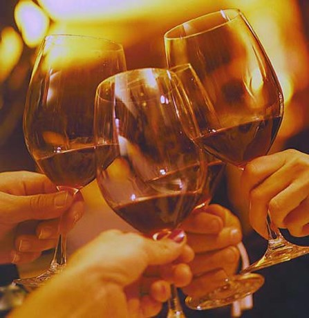Houwaartse wijnbouwers houden oogstfeest
