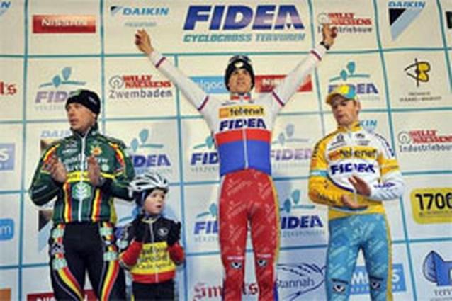Stybar wint in Tervuren