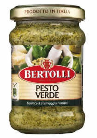 'Bertolli's pesto is geen echte pesto'