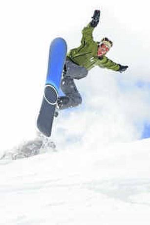 Hoofdletsels op skireis:  42 procent