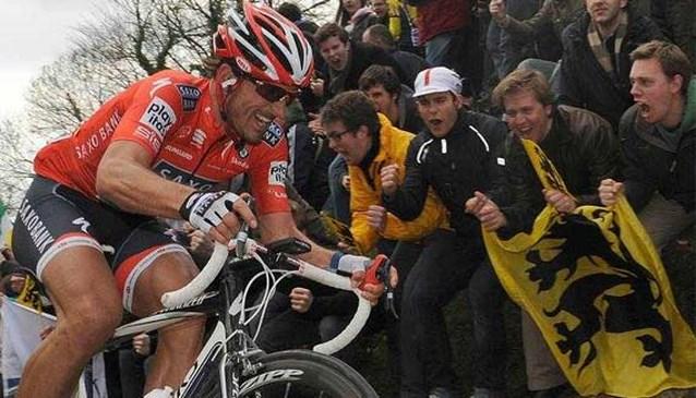 Klopte Cancellara Tom Boonen op een gedopeerde fiets?