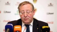 Bondsvoorzitter De Keersmaecker: 'Vertrek Leekens is beneden alle peil'