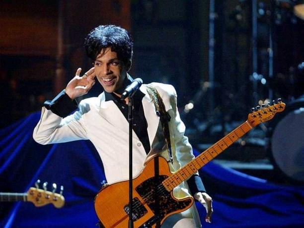 Prince op Werchter Boutique