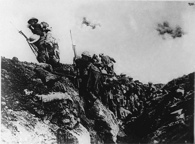 Oproep voor projecten rond Groote Oorlog (1914)