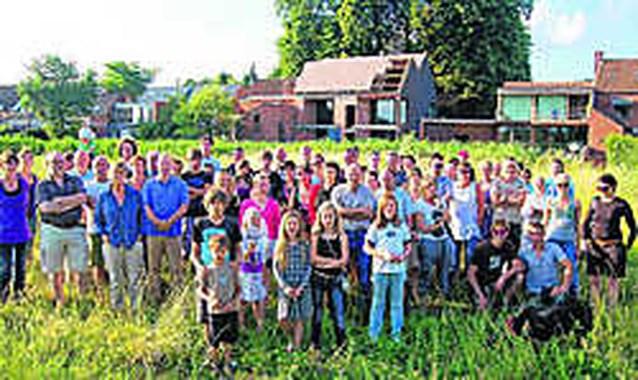'Geen woningen in Overstromingsgebied'