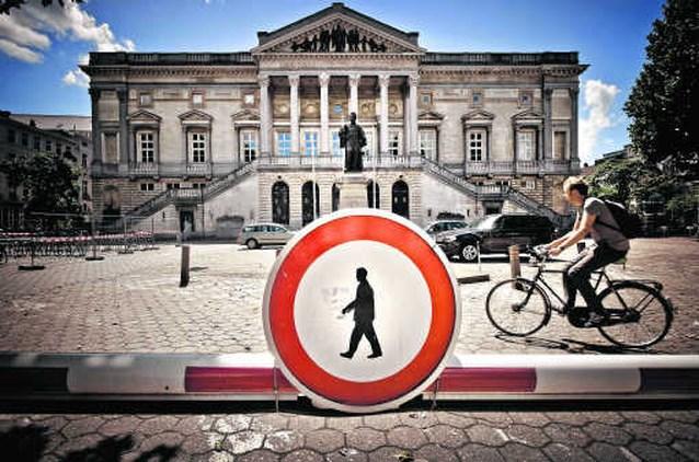 Zes op de tien Belgen heeft vertrouwen in justitie