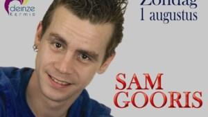 Sam Gooris stalkt Karen van K3