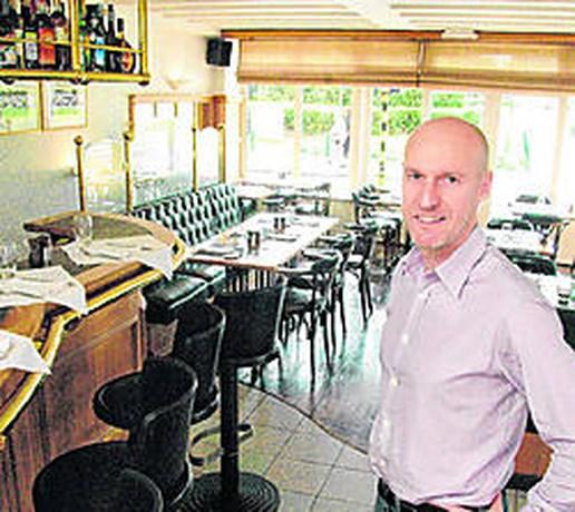 'Lekker tafelen in gezellig decor'
