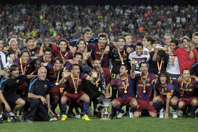 FC Barcelona meest geliefde club in Europa