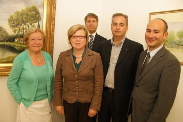 Herdenkingstentoonstelling Hubert Matthys geopend in Huis De Leeuw