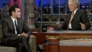 Joaquin Phoenix excuseert zich bij David Letterman