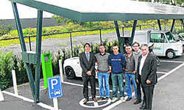 'Groene energie voor je auto'