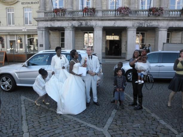 Huwelijk op 10.10.10 in Tienen