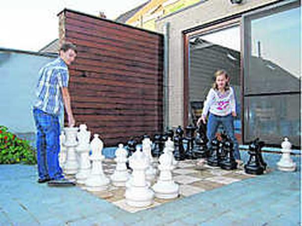 'Winnen is uitgesloten, zelfs als Kasparov een slechte dag heeft'