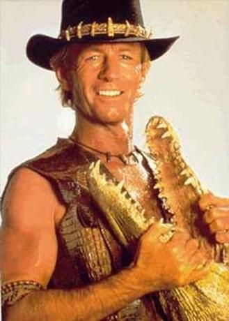 Crocodile Dundee Tot