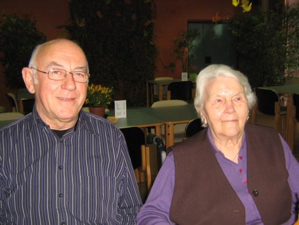 Roefel op bezoek in bejaardentehuis (1): Bewoner Suzanne De Clercq vertelt