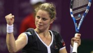 Derde Masters-titel lacht Clijsters toe