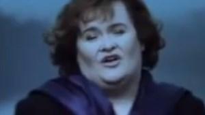 Susan Boyle maakt videoclip met Lou Reed