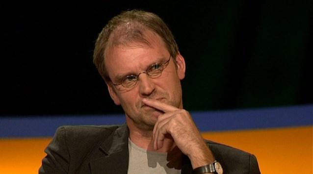 Hans Bourlon uit 'Allerslimste mens'