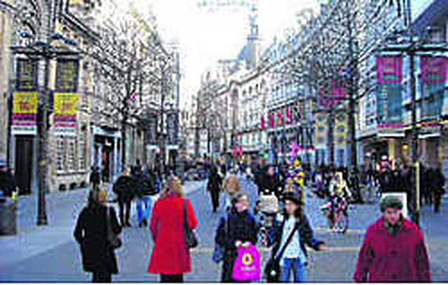 Meir wordt duurste winkelstraat in België