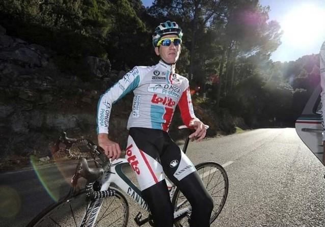 Jurgen Van Den Broeck: 'Ik moet hoger mikken in de Tour'