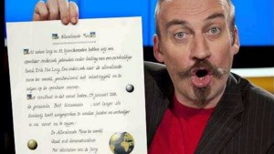 Bert Kruismans wint Allerslimste Mens in thrillerfinale