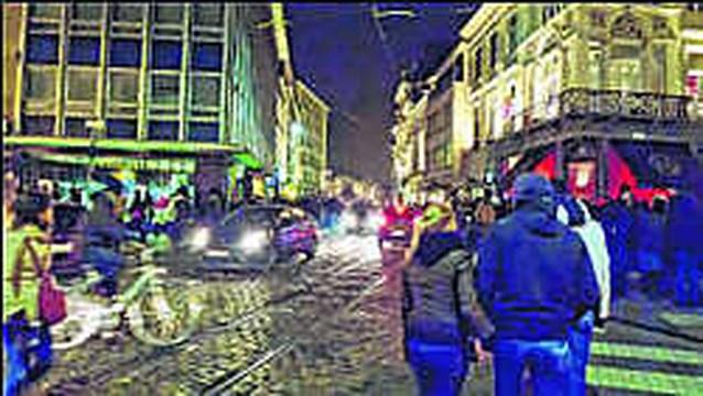 Festival veroorzaakt verkeerschaos