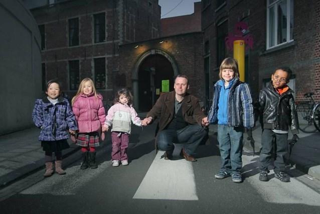 'Stad zonder zebrapad brengt kind in gevaar'